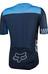 Fox Ascent Pro Koszulka kolarska szary/niebieski
